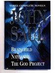 Three Complete Novels: Brain Child; Nathaniel; the God Project by John Saul