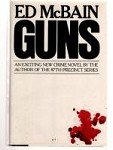 Guns by Ed McBain (First Edition) Signed