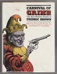 Carnival of Crime: The Best Mystery Stories of Fredric Brown (First Edition)