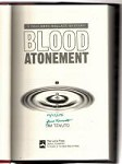 Blood Atonement by Jim Tenuto  (Winner of the San Diego Book Award for Mysteries) Signed