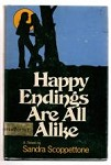 Happy Endings are All Alike by Sandra Scoppettone (Best Book for Young Adults)