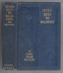 Seven Keys to Baldpate by Earl Derr Biggers (First Edition)