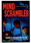 Mind Scrambler by Chris Grabenstein  (Anthony Award Winning Author) Signed