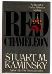 Red Chameleon by Stuart M. Kaminsky (First Edition)