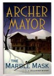 The Marble Mask by Archer Mayor (First Edition) Signed
