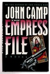 The Empress File by John Camp (First Edition)
