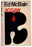 Jigsaw by Ed McBain (First Edition) Signed