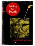 Friday for Death by Lawrence Lariar (First Edition)