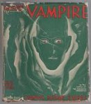 Vampire by Hanns Heinz Ewers (First Edition)