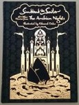 Sindbad the Sailor & Other Stories from the Arabian Nights by Edmund Dulac, Art