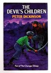 The Devil's Children by Peter Dickinson (4th impression) File Copy