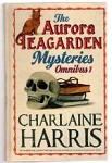 The Aurora Teagarden by Charlaine Harris (First UK Edition) File Copy