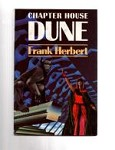 Chapter House Dune by Frank Herbert (First UK Edition) File Copy