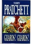 Guards! Guards! by Terry Pratchett (First UK Edition) File Copy