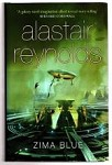 Zima Blue by Alastair Reynolds (First UK Edition) File Copy