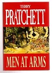 Men at Arms by Terry Pratchett (Fourth Impression) File Copy