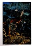 Drinking Midnight Wine by Simon R. Green (First UK Edition) File Copy
