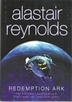 Redemption Ark by Alastair Reynolds (Pamela Sargent's Copy)