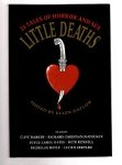 Little Deaths: 24 Tales of Horror and Sex by Ellen Datlow (First UK Edition) File Copy