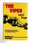 The Viper by Larry Pryor (First UK Edition) File Copy