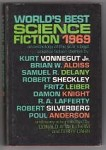 World's Best Science Fiction 1969 Donald A. Wollheim & Terry Carr (Editors)