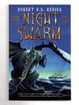 The Night of the Swarm by Robert V.S. Redick (First UK Edition) File Copy