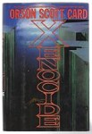 Xenocide by Orson Scott Card (First Trade Edition)