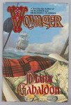 Voyager by Diana Gabaldon (First Edition) Kinuko Craft cvr