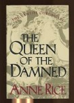 The Queen of The Damned  by Anne Rice (First Edition) Signed