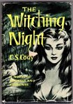 The Witching Night by C.S. Cody (First Edition)