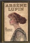 Arsene Lupin by Edgar Jepson and Maurice Leblanc (First U.S. Edition)