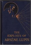 The Exploits of Arsene Lupin by Maurice Leblanc (First Edition)