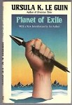 Planet of Exile by Ursula K. Le Guin (Second hardcover Edition)