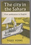 The City in the Sahara by Jules Verne (First English Edition) Rare Band