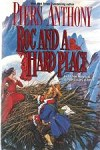 Roc and a Hard Place by Piers Anthony (First Edition)