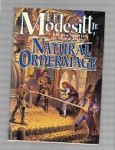 Natural Ordermage by L. E. Modesitt, Jr. (First Edition)