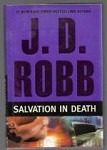 Salvation in Death by J. D. Robb (First Edition)