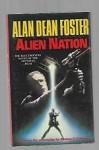 Alien Nation by Alan Dean Foster (First Edition)
