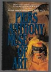 Muse of Art by Piers Anthony (First Edition)