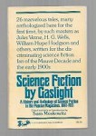 Science Fiction by Gaslight by Sam Moskowitz