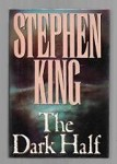 The Dark Half by Stephen King (First Edition)
