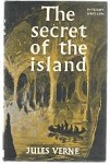 The Secret of the Island by Jules Verne (First Edition)