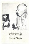 Reflections on the Maurizius Case by Henry Miller (Limited) Signed