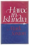 Havoc in Islandia by Mark Saxton (First Edition)
