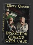 Inspector Queen's own Case by Ellery Queen (First Edition)