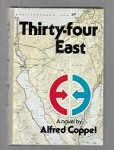 Thirty-four East by Alfred Coppel (First Edition)