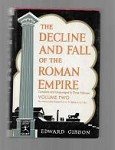 2 The Decline and Fall of the Roman Empire by Edward Gibbon