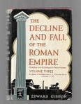 The Decline and Fall of the Roman Empire Vol. Three by Edward Gibbon (Reprint)