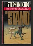 The Stand by Stephen King (First Trade Edition)