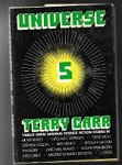Universe 5 by Terry Carr (First Edition)